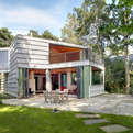 Nature-Welcoming Modern Home by Archibald Buro