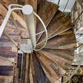 Nautical Timber Stairs