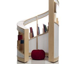 Nautilus: Modular Bookshelf Design by Alicia Bastian