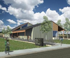 Navajo unveils Shepley Bulfinch-designed county complex