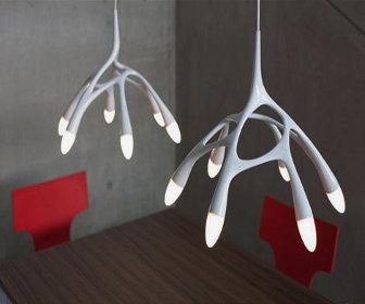 Ncl Hanging Sculpture Lamps