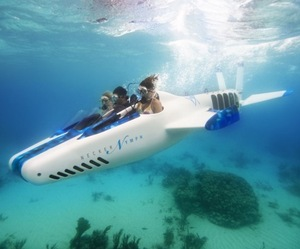 Necker Nymph Aero Submarine