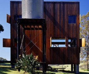 Neeson Murcutt Architects' site finally up and running! Shown: Box House, a