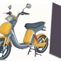 Neltron Solar E-Bike