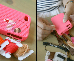 Neostich DIY iPhone case