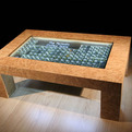 Nerd-Chic Design: The Periodic Coffee Table
