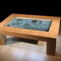 Nerd-Chic Design: The Periodic Coffee Table