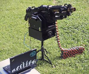 NERF Toy Sentry Gun