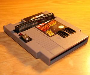NES Inside an NES Cartridge [DIY]