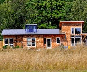 Net-Zero Energy Common Ground Homes by Mithun
