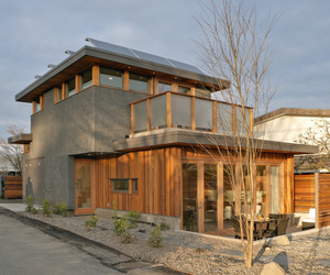 Net-Zero Energy House by Lanefab Design/Build