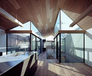 Neut House, Tokyo by Apollo Architects