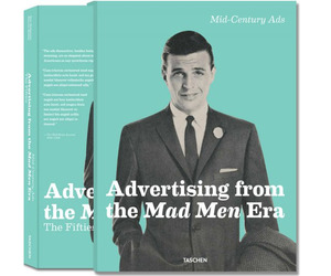 New 2 volume set of ads from the Mad Men Era