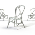New Aluminum Chair, The Shelly