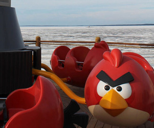 New Angry Birds Theme Park