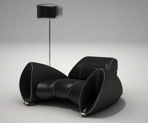 New Armchair R15 Inspired by Porshe Caenne