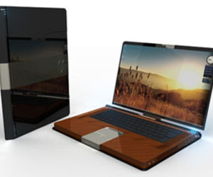 New Design Tablet PC Made Of Wood