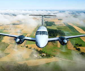 New From Beechcraft: Hawker 200, Short-field King Air