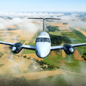 New From Beechcraft: Hawker 200, Short-field King Air