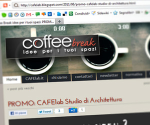 New Logo for ...Coffee Break... by CAFElab Studio