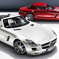 New Mercedes-Benz SLS AMG Roadster