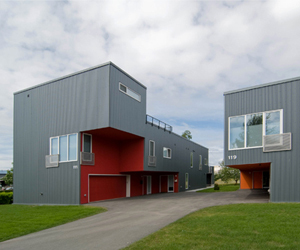 New Modern Design in Alaska