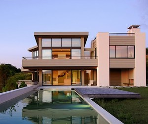 New Modern Home in Montauk, NY
