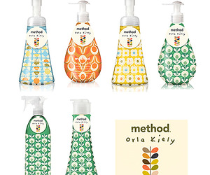 New Orla Kiely Designs For Method.