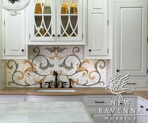 New Ravenna at the KBIS Show