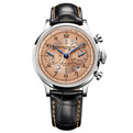 New Retro Chronograph Design | Baume & Mercier