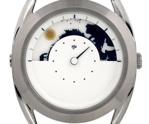 New Sun and Moon Watch from Mr. Jones.