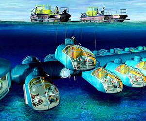 Poseidon Undersea Resort New Resort in Jiji