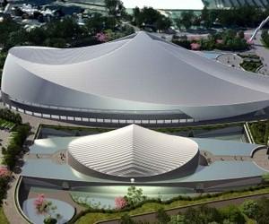 New University Complex In Taiwan By Santiago Calatrava