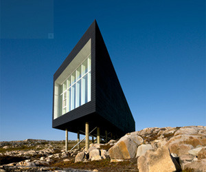 Newfoundland Artist Lofts in Edition29 STRUCTURES for iPad