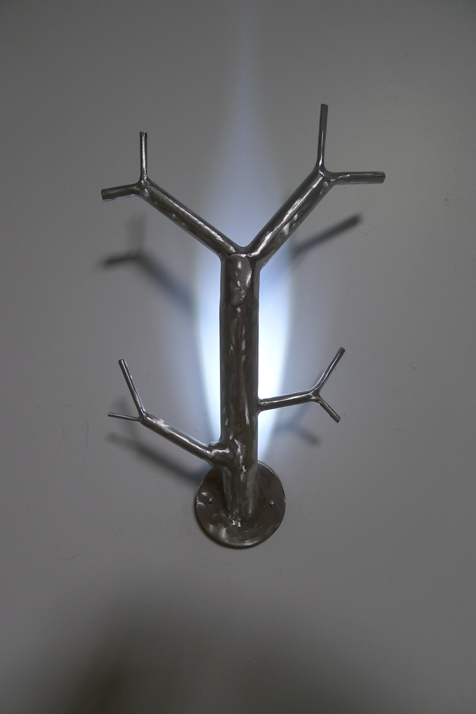 Newgrowth led wall sconce amipublicfo Image collections