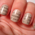 Newsworthy Nails