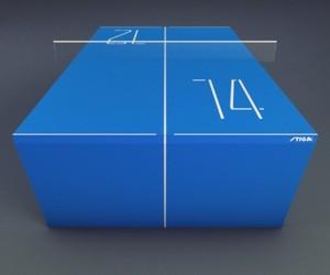 Next Generation Tennis Table by Robert Lindström