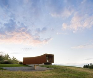 NEXT Guesthouse in Ancram, New York by HHF Architects