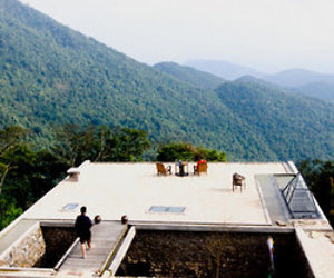 Nguyen Qui Duc's House In The Mountains