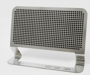 Nice to See: Flat Boombox by Hannes Harms