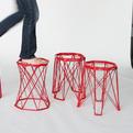Nido stools by Eva Marguerre