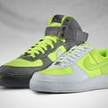 Nike Air Force 1 iD - Tennis Ball Options