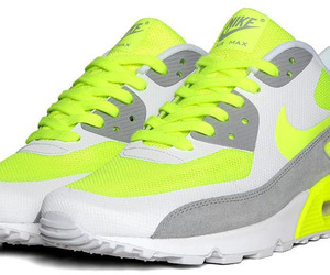 Nike Air Max 90 Hyperfuse – Wolf Grey/Volt