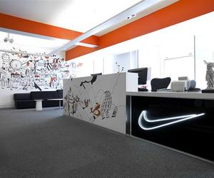 Nike London HQ | Rosie Lee