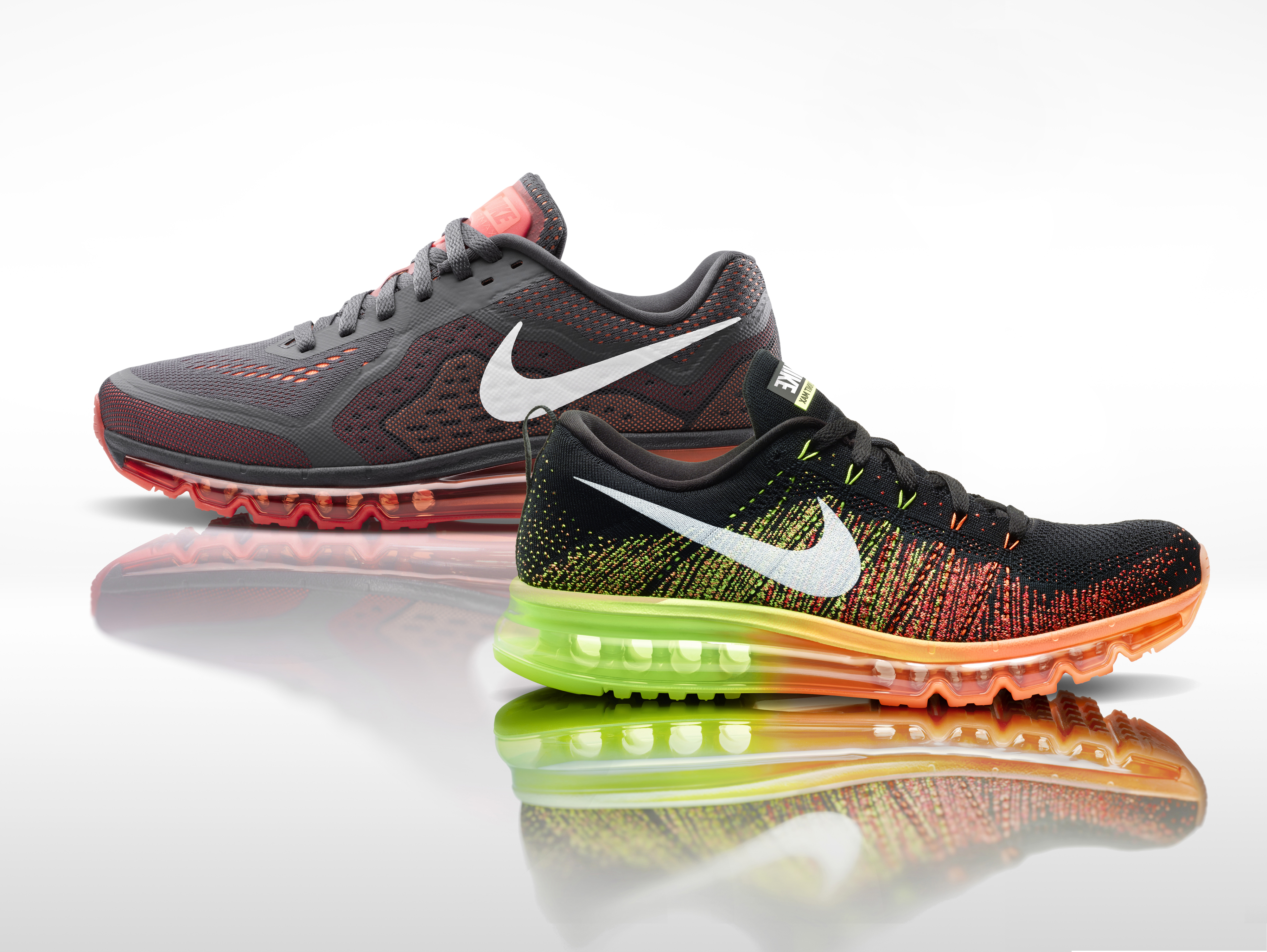 bd208c394d02 NIKE Unveils NIKE Flyknit Air Max and Air Max 2014