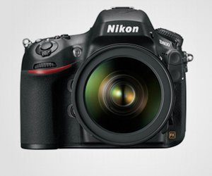 Nikon's new D800 DSLR Powerhouse