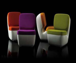 Nimrod Low Chair Designed by Marc Newson