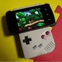 Nintendo Gameboy Converted to Android Gamepad