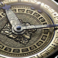 Ninth Mayan Underworld Luxury Watch