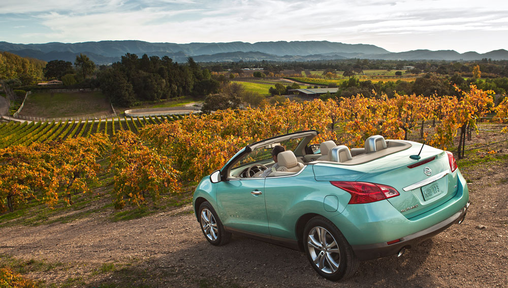 the with nissan suv sddefault murano a day convertible spent i crosscabriolet